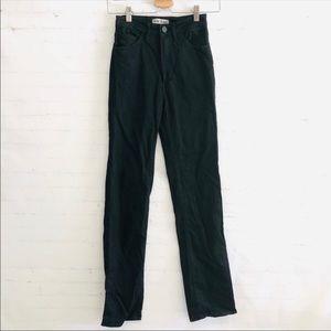 Acne Jeans Black